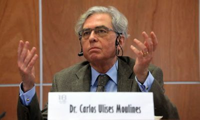 Carlos Ulises Moulines i Castellví